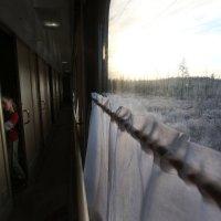 в поезде :: Катерина Якель