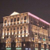 Здание в центре Москвы :: Дмитрий Никитин