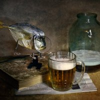 Вомер против пива. :: Михаил Анисимов