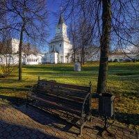 Николо -Угрешский  монастырь :: mila