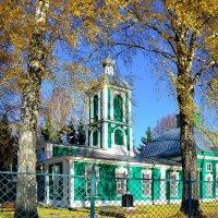 Сельская церковь :: Miola