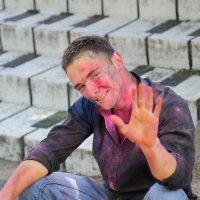 Война красок-113. :: Руслан Грицунь