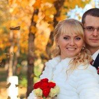 Осеняя свадьба :: Александр Лукин