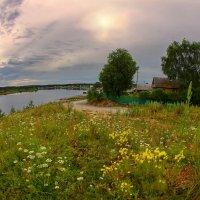 Лето в Высоком :: Валерий Талашов