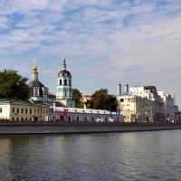 по берегу москва-реки :: Валентина. .
