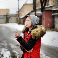 Учеба выматывает :: Svetlana Slavnova