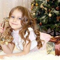 Звонок деду Морозу :: Ольга (Кошкотень) Медведева