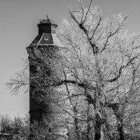 водонапорная башня :: Сергей Резниченко