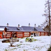 Палаты царицы Марии Фёдоровны Милославской :: Владимир Болдырев