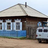 Домики в Хужире :: Ольга