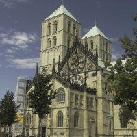 Главный собор города Мюнстера,  Германия :: Константин Тимченко