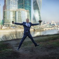 ура!!! женился!!! :: Ярослава Бакуняева