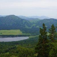 Озеро Доингол (Манжерок) :: Наталия Григорьева