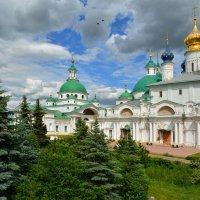 Спасо-Яковлевский монастырь :: Moscow.Salnikov Сальников Сергей Георгиевич