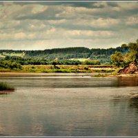 Край в котором я живу...река Юг :: ВладиМер