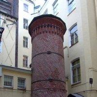 Башня грифонов :: Александр Петров