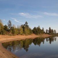 Штиль на реке (спокойствие) :: Светлана