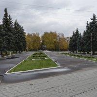 Мемориальный парк Коломны :: Константин Сафронов