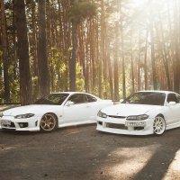 Nissan Silvia S15 :: Илья Танаев