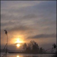 лёд наступает :: liudmila drake