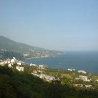 Панорама Крыма :: Вера Щукина