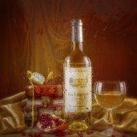 С белым вином :: Светлана Л.