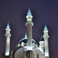 Казань. Мечеть :: Татьяна Крэчун