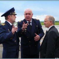 Командир, что в Турцию уже не летим? В Крым? :: Андрей Заломленков