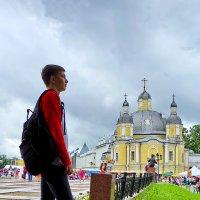 Турист в Вологде :: Валерий Талашов