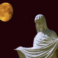 Пресвятая Богородица с омофором. :: Валерий Изотов