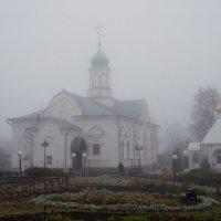 Туман :: Татьяна Белогубцева