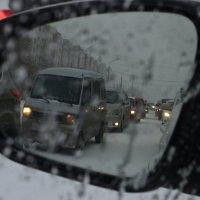 Сегодня в Омске метель :: Savayr