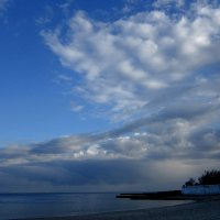 огромное небо... ( 2 ) :: Людмила