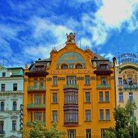 Grand Hotel Evropa :: Александр TS