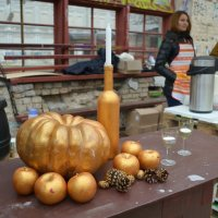 Золотые теперь овощи и фрукты! :: Ростислав