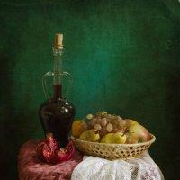 Рубиновое вино :: Ольга Синегубова
