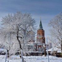 Изморозь :: Виктор Четошников