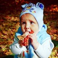 Малышок :: Евгения Голубцова