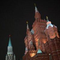 Москва :: Nastasia Nikitina