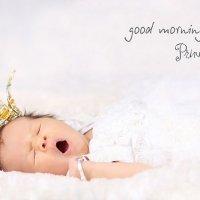 Доброе утро, принцесса :: Степан Заянчковский