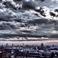 Московское небо :: Валерия Потапенкова