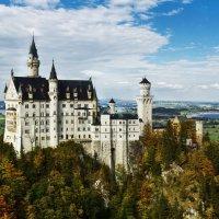 Castle Neuschwanstein :: Сергей Рогозин