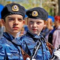 Юные друзья полиции :: Николай Крюков