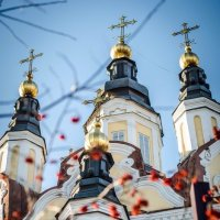 Воскресенская церковь :: Юлия