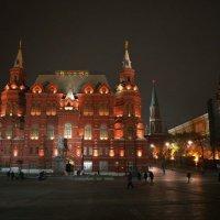 Красная :: Nastasia Nikitina