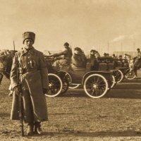 Человек с ружьем :: Андрей Воробьев