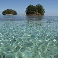 Необитаемый остров.Папуа Новая Гвинея :: Антонина