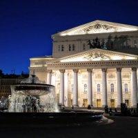 Большой после реконструкции. :: Larisa Ereshchenko