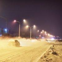 Снег выпал :: юрий Амосов