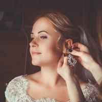 Утро невесты :: Сергей Кишкель